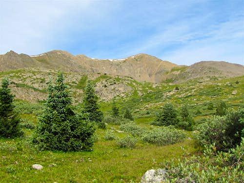 Peak 13253 ft (Harrison Flat)