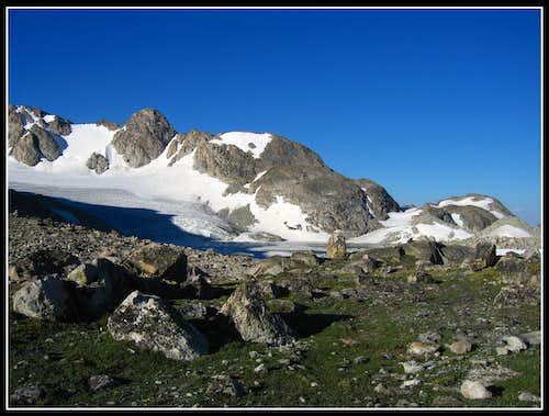 The Continental Glacier