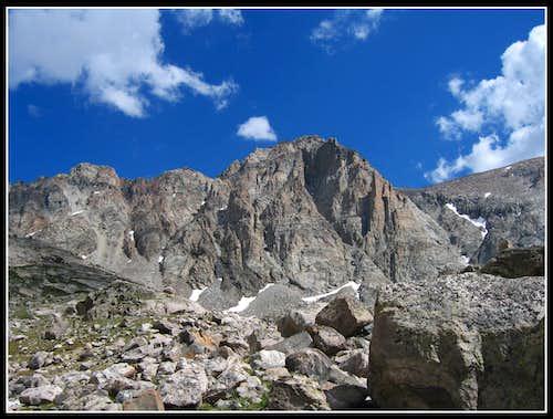 Flagstone and Pedestal Peaks