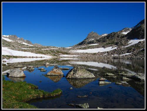 Upper Jean Lake