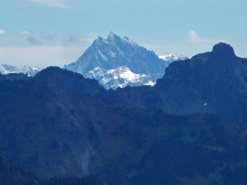 Looking towards Mount Stuart