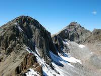Mount Moss and Lavender Peak