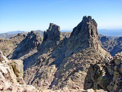 Cerro del Huerto, Risco Moreno, Ameal de Pablo