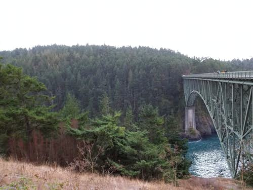 Goose Rock and Deception Bridge