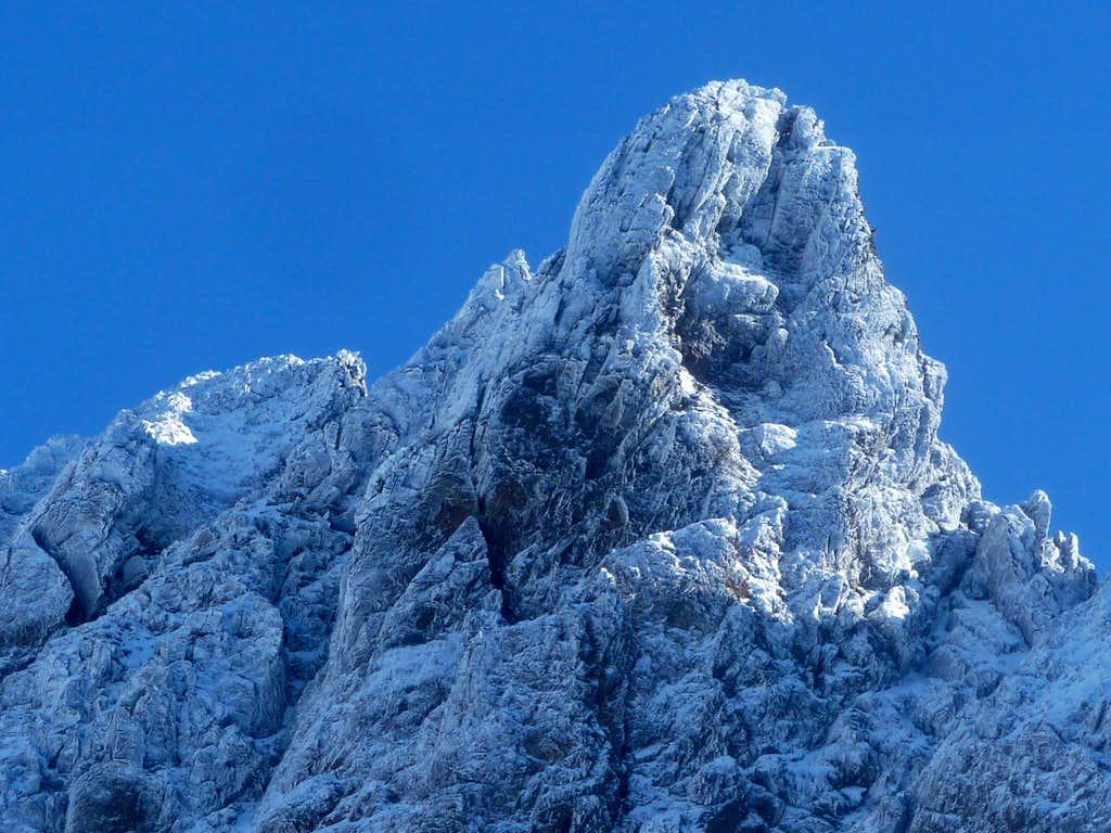 Boston Peak's Summit Block