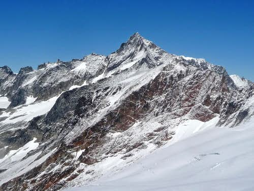 Forbidden Peak\'s East Face