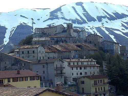Castelluccio, May 3rd, 2004....