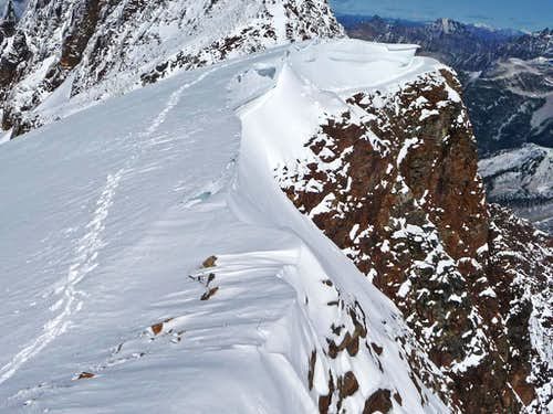 Cornice Ridge on Sahale