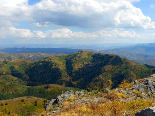 Lookout Peak