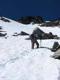 Mount Stuart - Snowfield