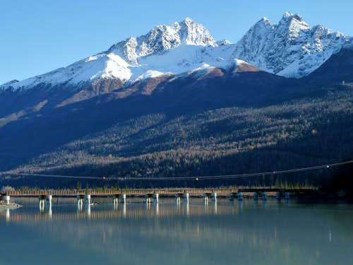 East Twin Peak