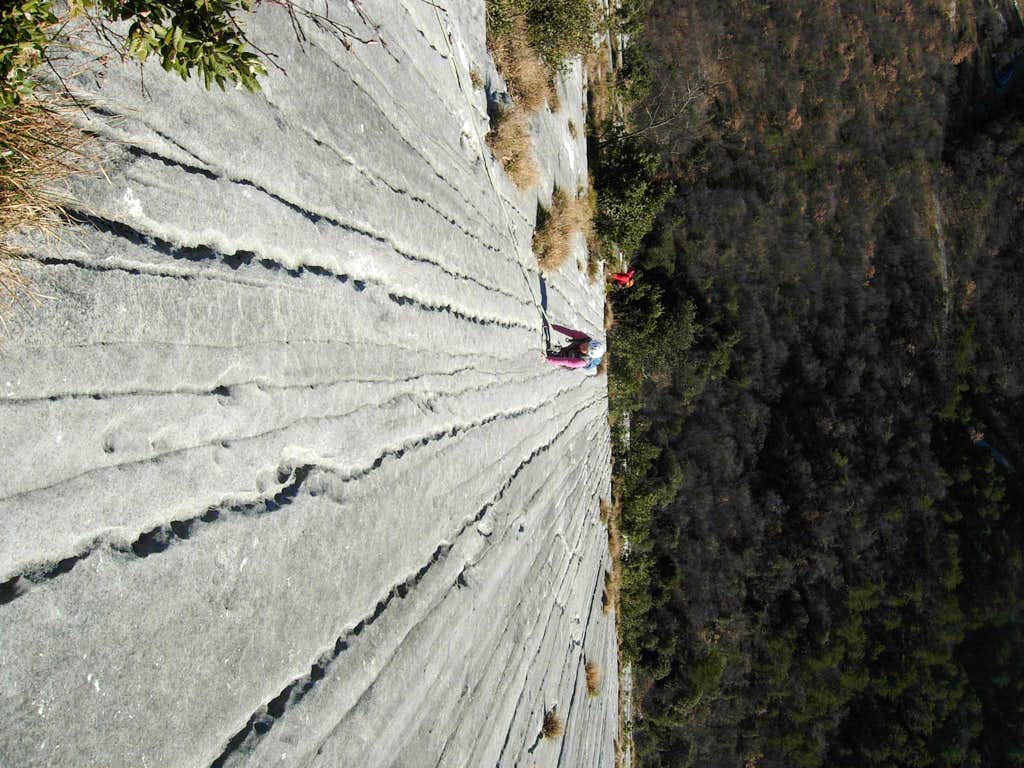 Placche  Zebrate (Striped Slabs) - Sarca Valley