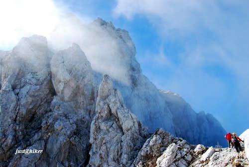 Ojstrica (2.350m), Kamnik-Savinja Alps
