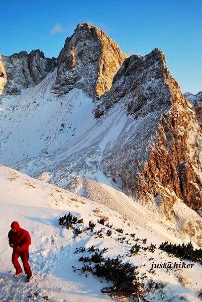 Pihavec (2.419), Julian Alps