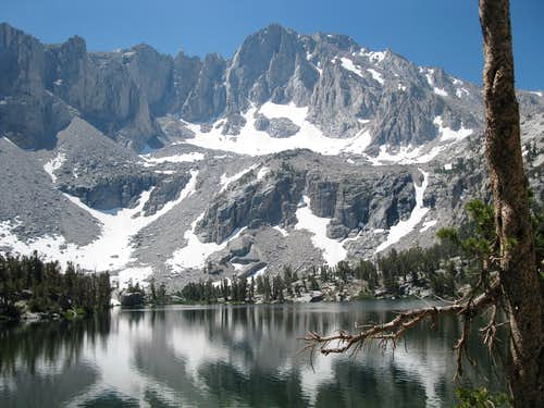University Peak and Matlock Lake
