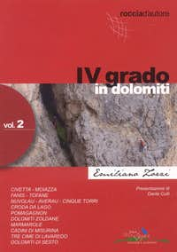 IV grado in Dolomiti Guidebook