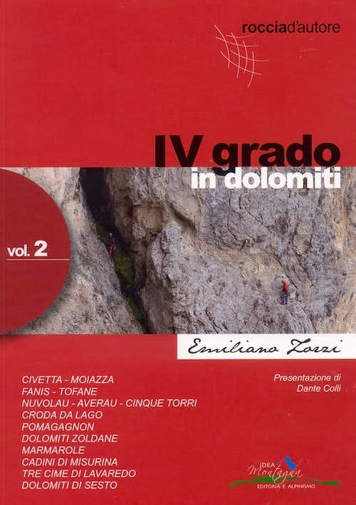 IV grado in Dolomiti Guidebook