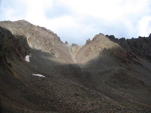 The Scree Slope