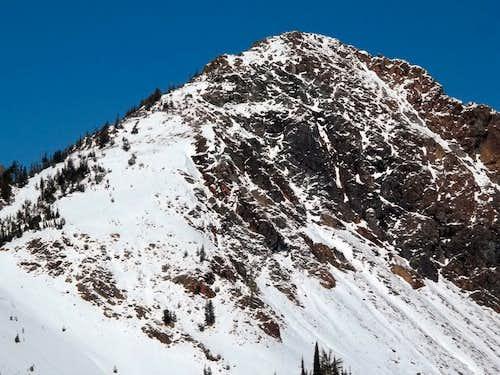 Point 6878 (NOT Hinkhouse Peak)
