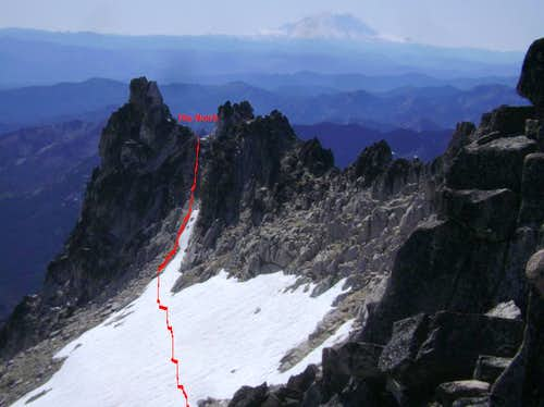 Dragontail West Route