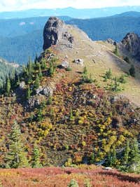 Summits, Snow, Scrambles, and Beautiful Fall Colors!!!