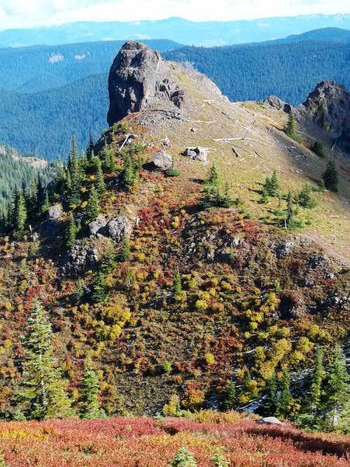 Summits, Snow, Scrambles, and Beautiful Fall Colors!!!