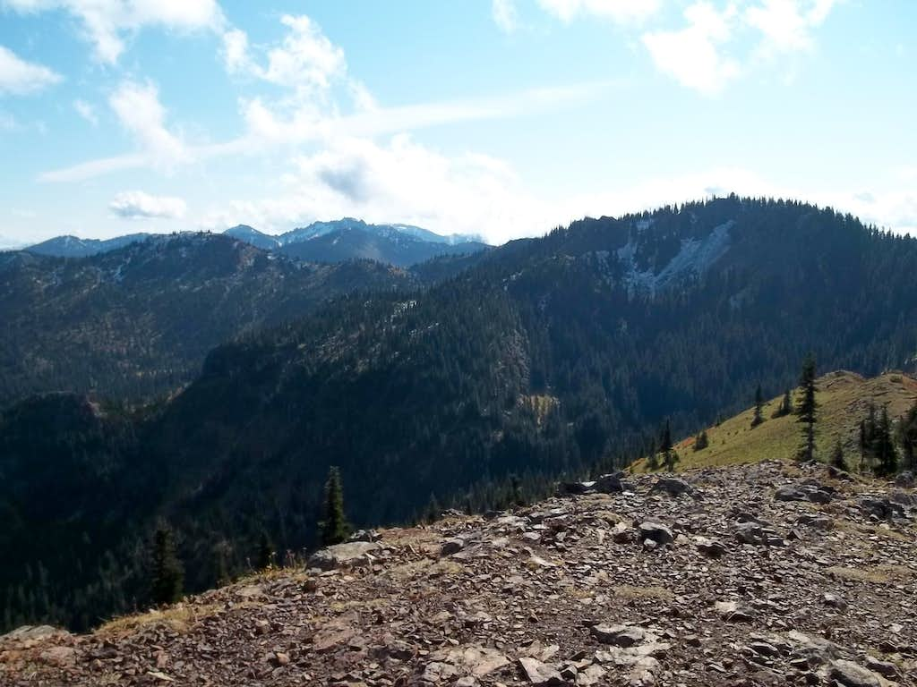 Mutton Mountain from Noble Knob