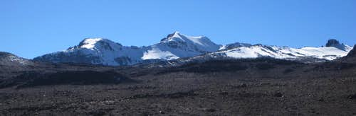 Nevado Huarancante