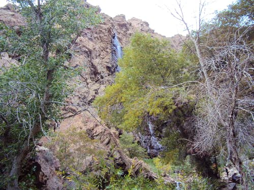 The Waterfall Canyon Waterfall