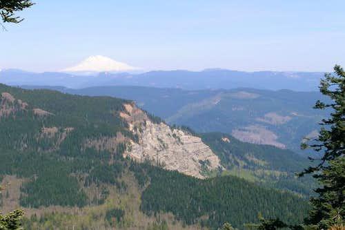 Greenleaf Peak from the...