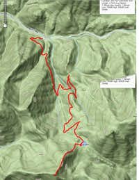 Reynolds Peak via Big Water Trail