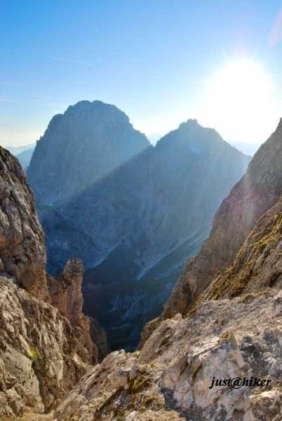 Vis / Jof Fuart (2.666m), Julian Alps