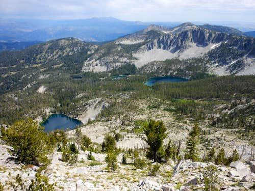 Trinity Lakes