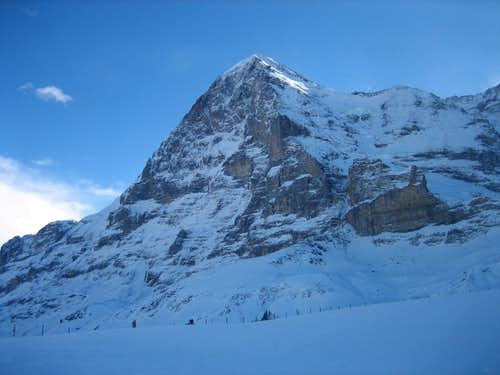 Eiger North Face/West Ridge