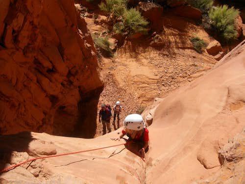 Sams Mesa Box Canyon