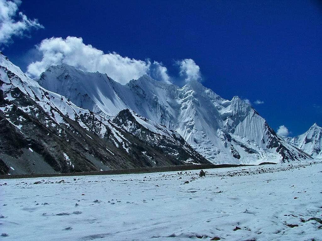 Chogolisa Group Peaks