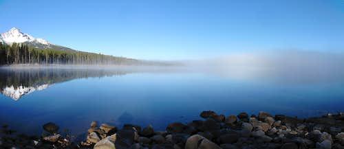 Fourmile Lake morning