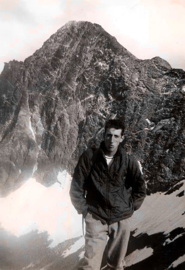 After Replay Route 1966 on North Face 1967