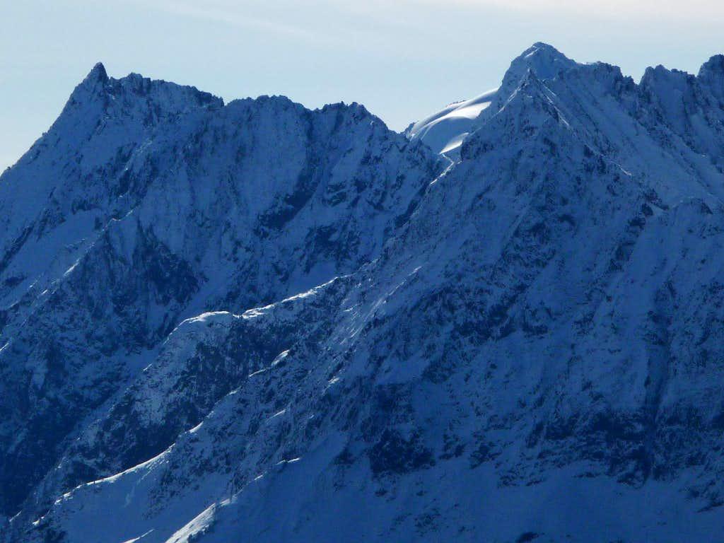 Mixup Peak and Magic Mountain