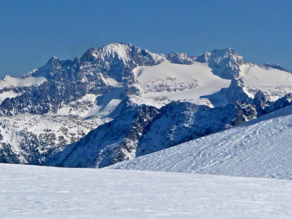 Mount Logan's West Face