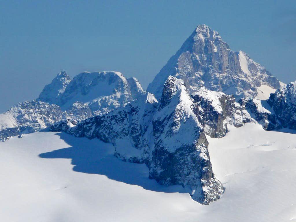 Black Peak from Eldorado