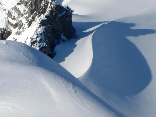 Beautiful Cornice Below