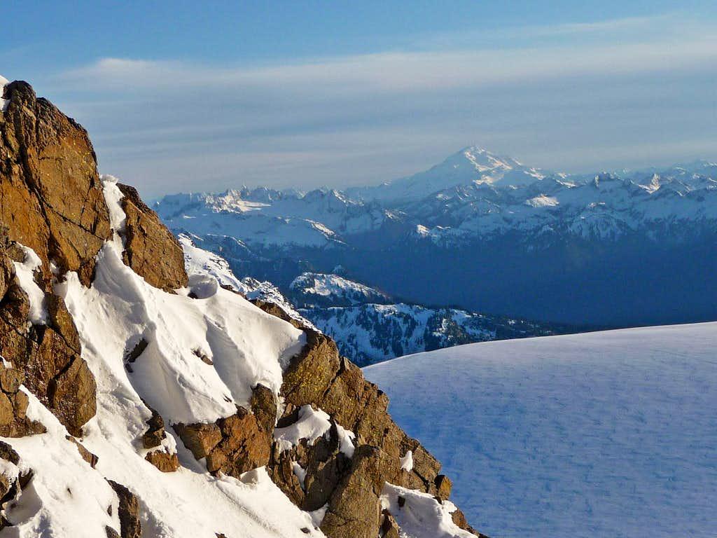 Looking South towards Glacier Peak