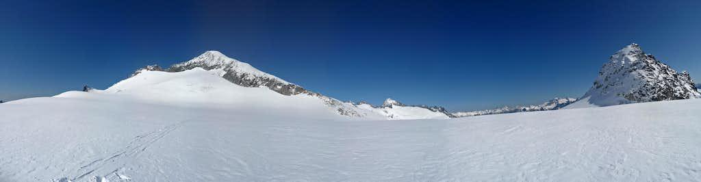 Eldorado Peak Panorama