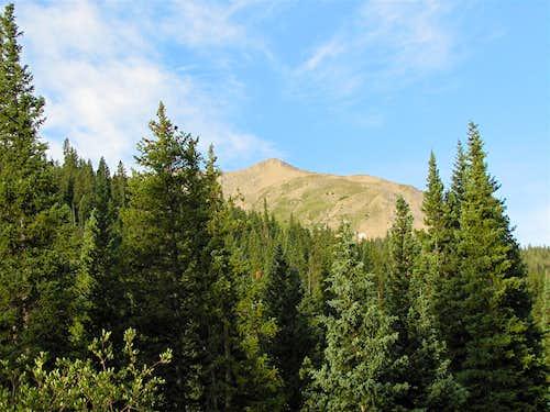 Peak 12724 ft