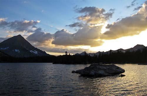 Arrow Peak Sunset