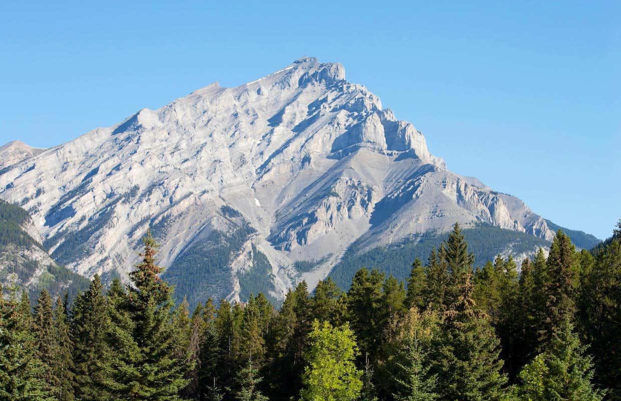 Cascade Mountain : Photos, Diagrams & Topos : SummitPost Mountain