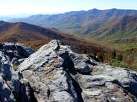 Blue Ridge Pinnacle
