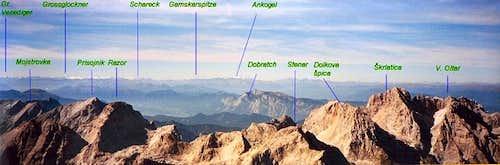 Julian Alps (Julijske Alpe)