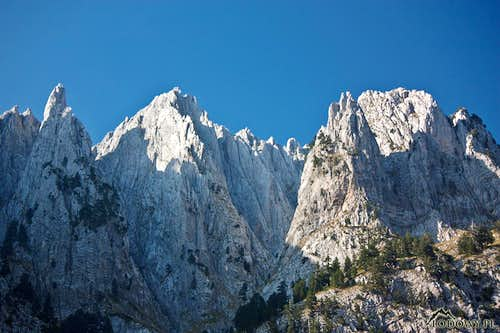 Karanfili ridge